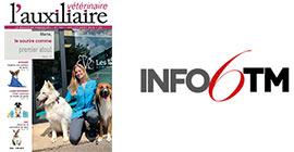 Info6TM, éditeur de l'Auxiliaire vétérinaire
